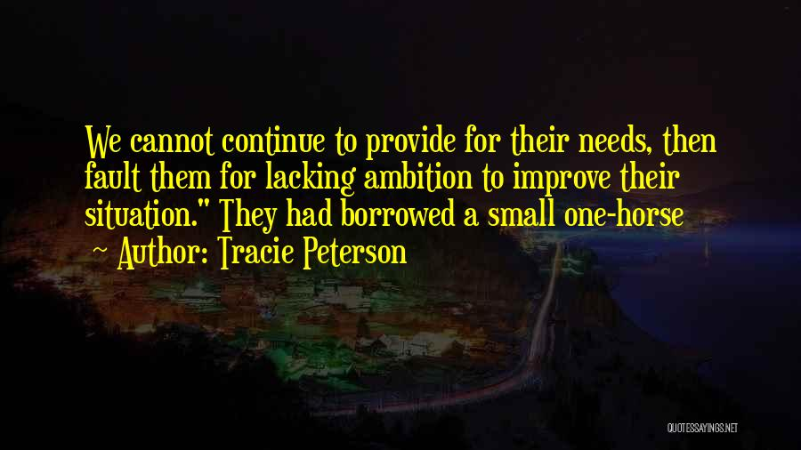 Tracie Peterson Quotes 587135