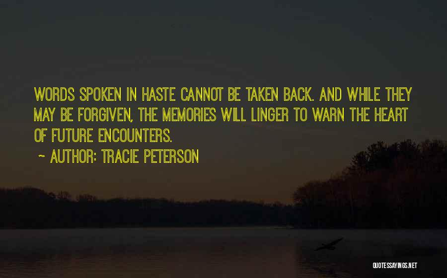 Tracie Peterson Quotes 672619