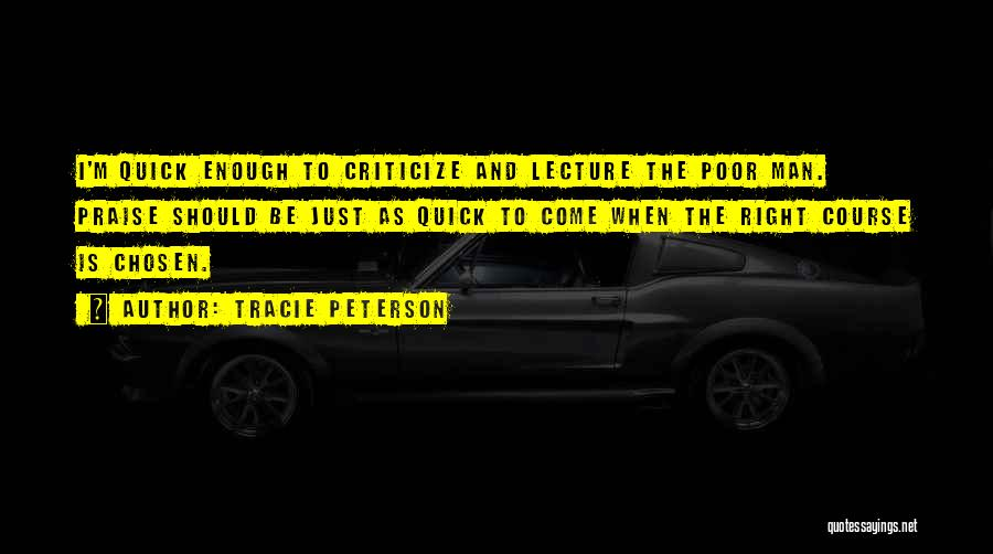 Tracie Peterson Quotes 901691