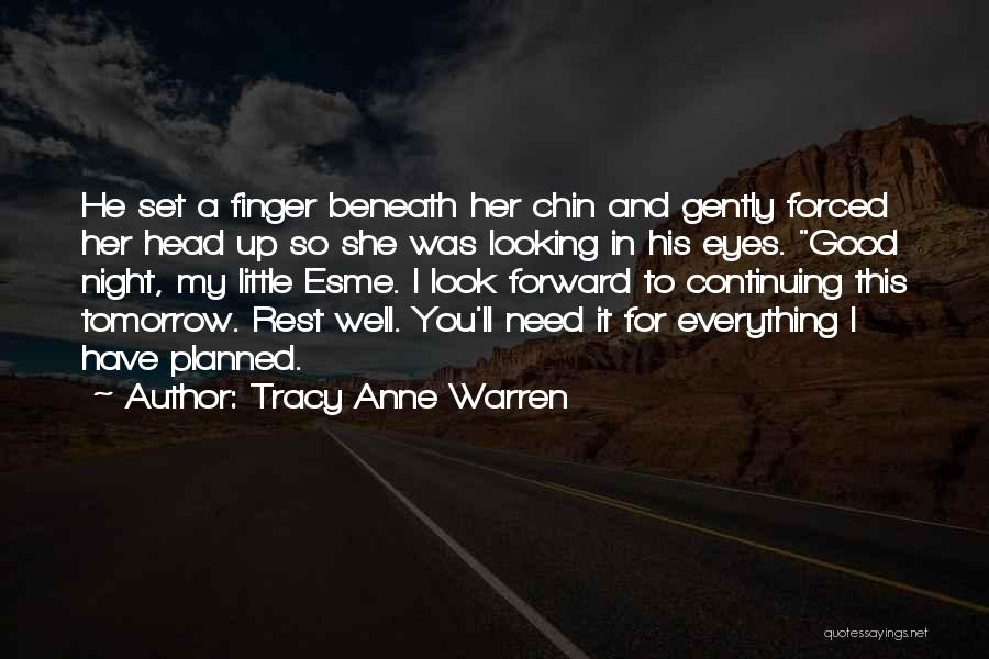 Tracy Anne Warren Quotes 1338249