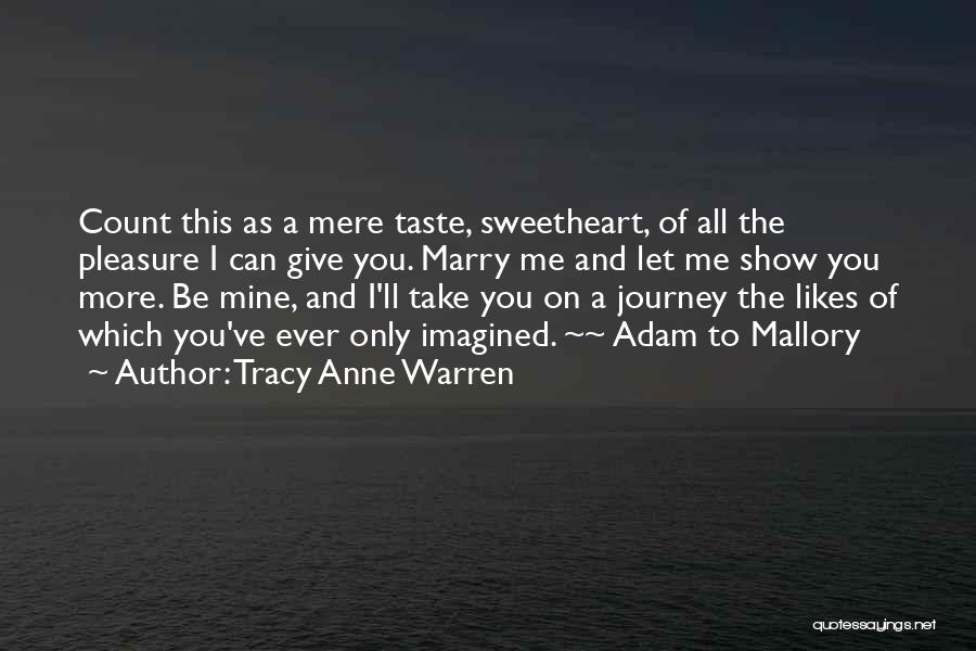 Tracy Anne Warren Quotes 1958957