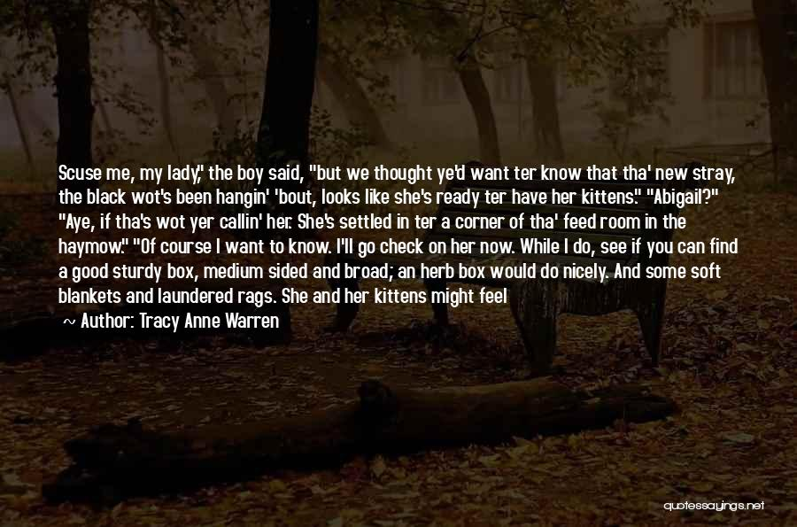 Tracy Anne Warren Quotes 300605