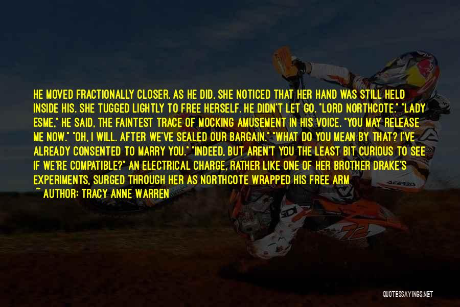 Tracy Anne Warren Quotes 411700