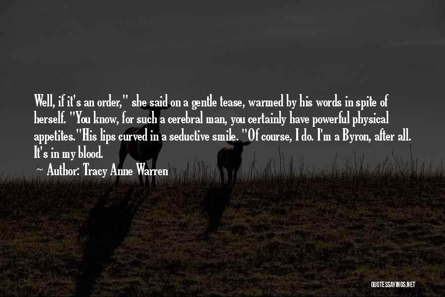 Tracy Anne Warren Quotes 675431