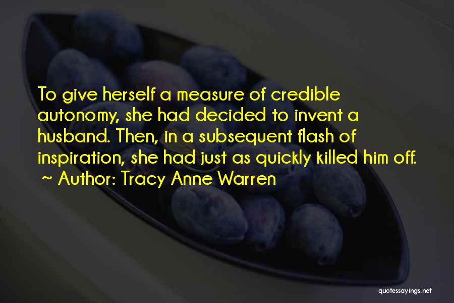 Tracy Anne Warren Quotes 859136