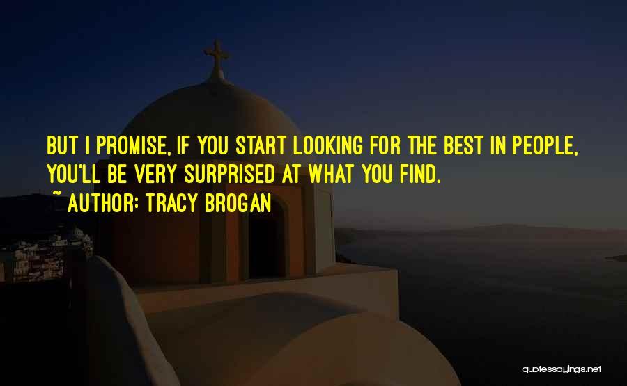 Tracy Brogan Quotes 1942557