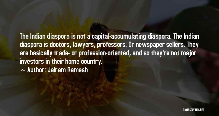 Trade In Quotes By Jairam Ramesh