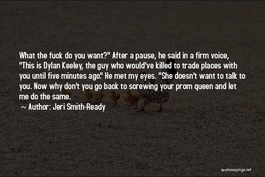 Trade In Quotes By Jeri Smith-Ready