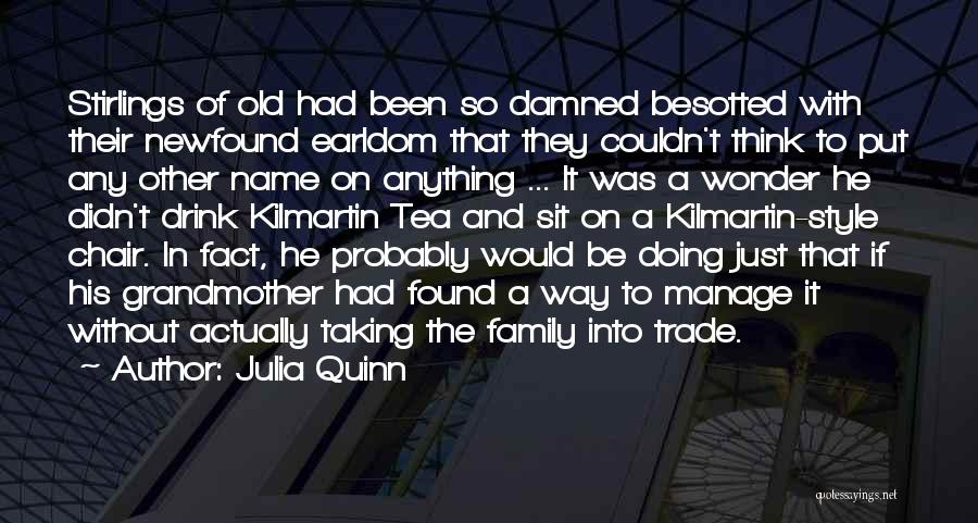 Trade In Quotes By Julia Quinn