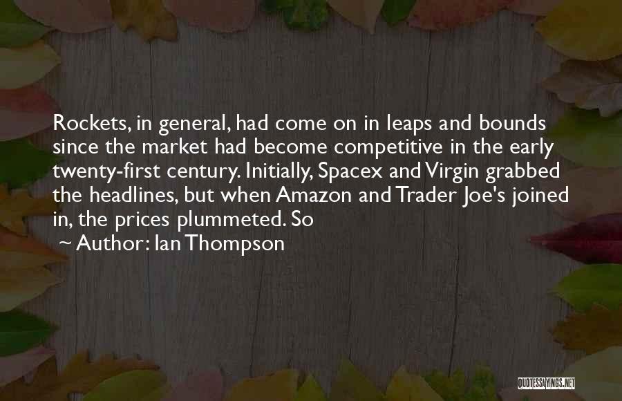Trader Joe's Quotes By Ian Thompson