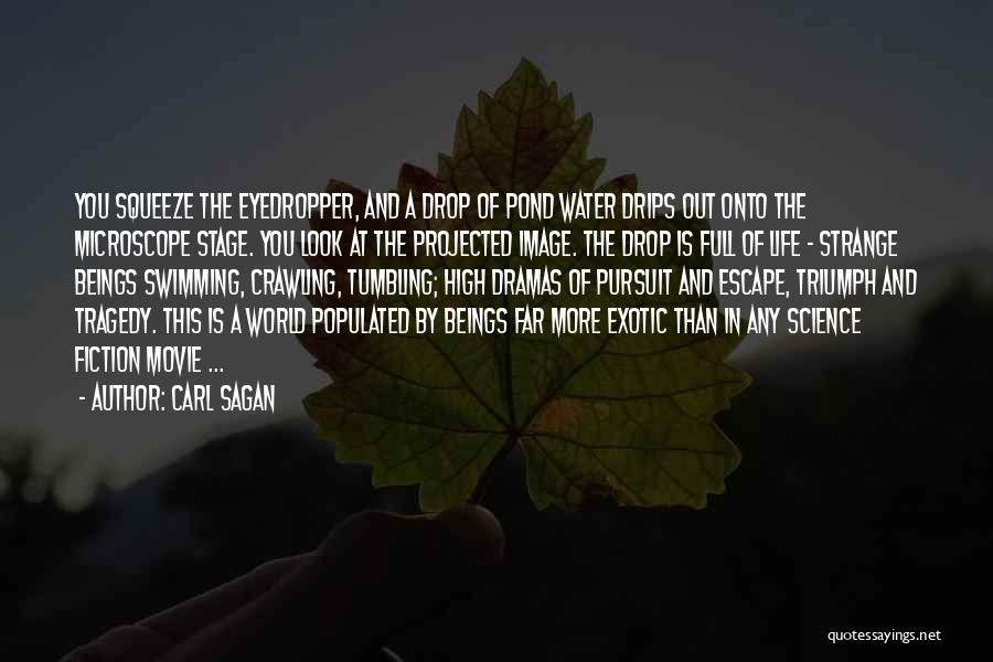 Tragedy And Triumph Quotes By Carl Sagan