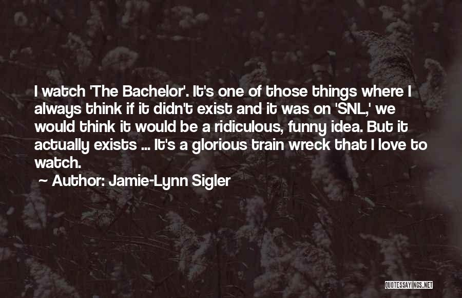 Train And Love Quotes By Jamie-Lynn Sigler
