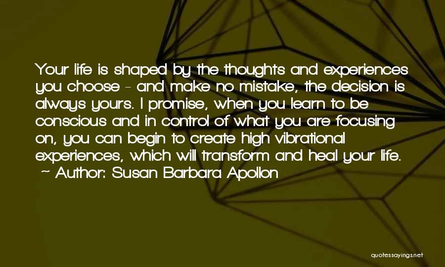 Transform Your Body Quotes By Susan Barbara Apollon