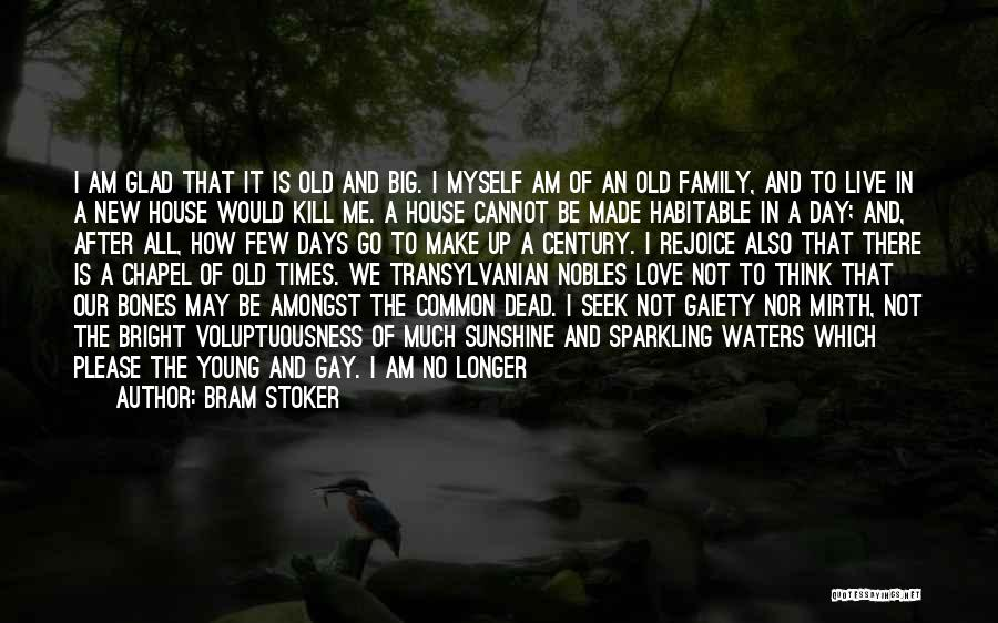 Transylvanian Quotes By Bram Stoker