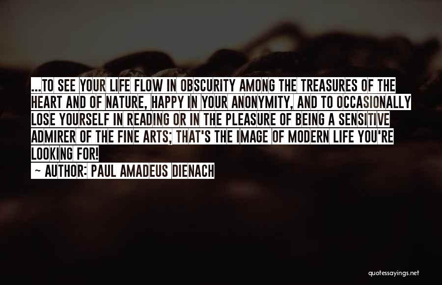 Travel And The Future Quotes By Paul Amadeus Dienach