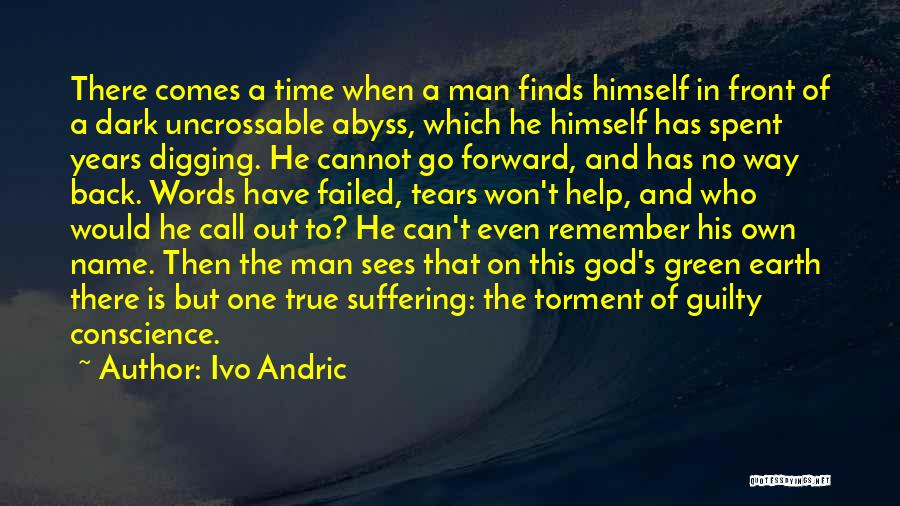 Travel The Road Quotes By Ivo Andric