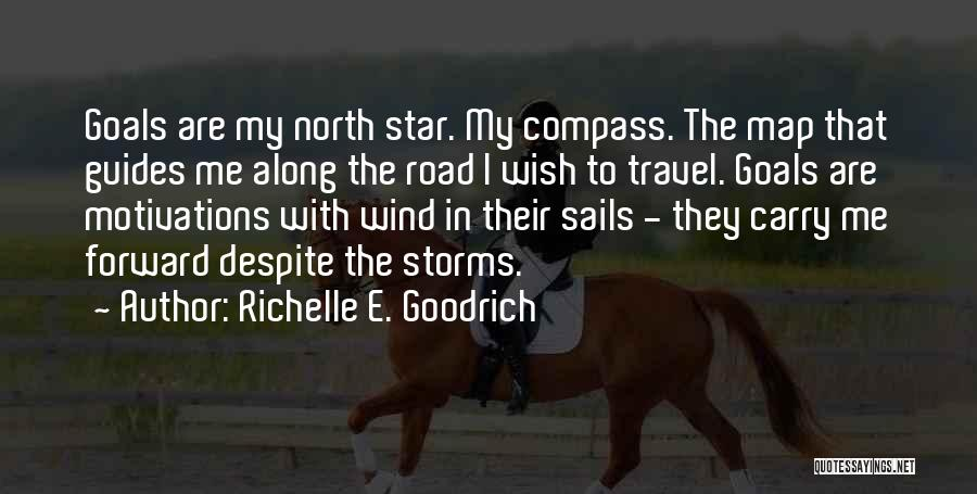 Travel The Road Quotes By Richelle E. Goodrich