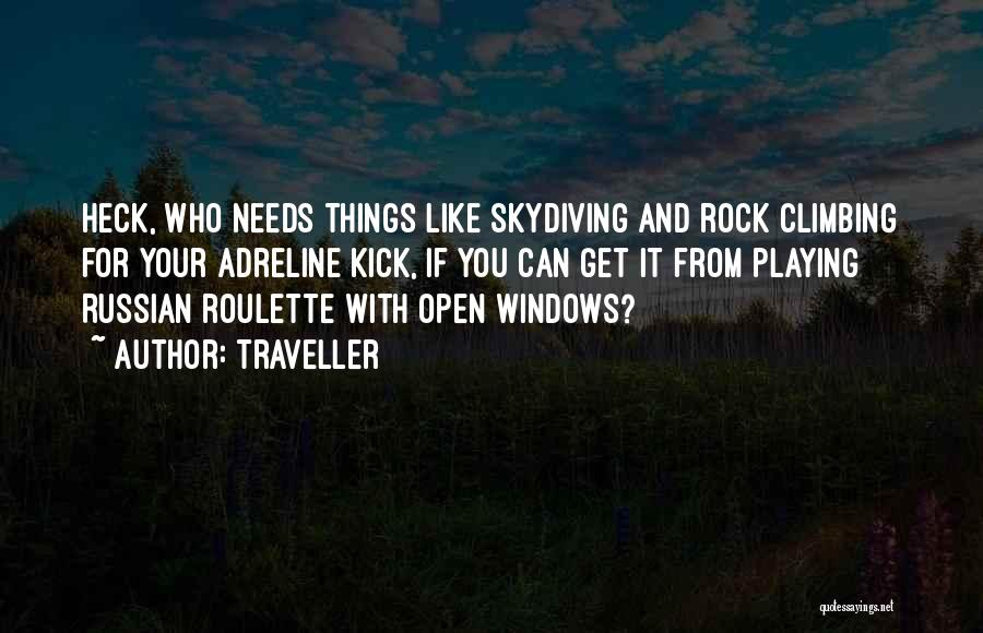 Traveller Quotes 394877