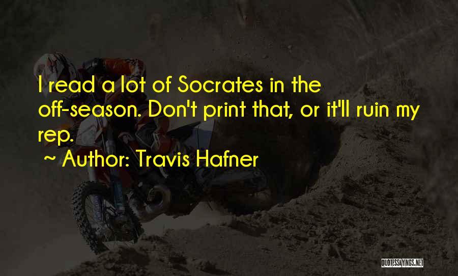 Travis Hafner Quotes 980752