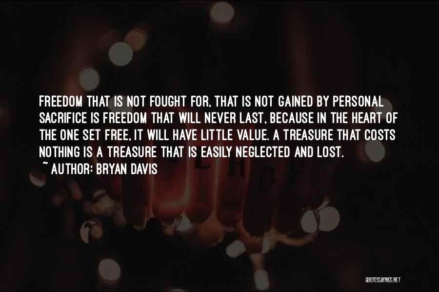 Treasure And Heart Quotes By Bryan Davis