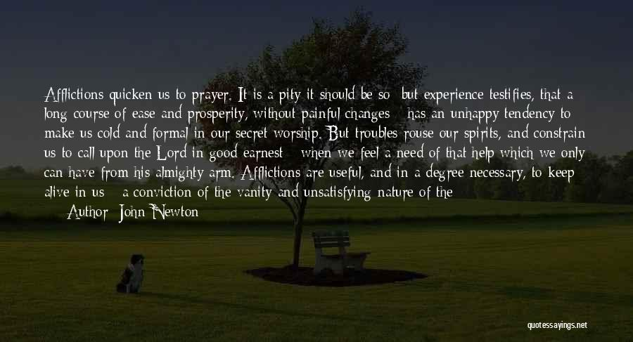 Treasure And Heart Quotes By John Newton