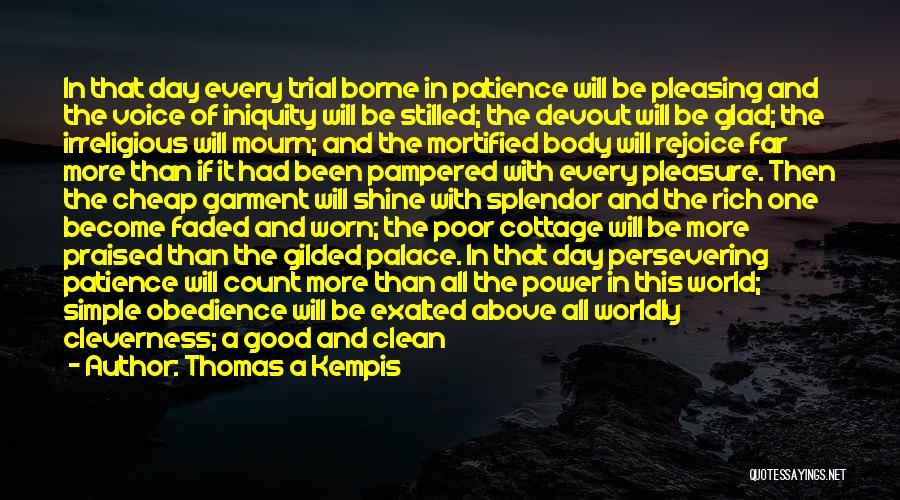 Treasure And Heart Quotes By Thomas A Kempis