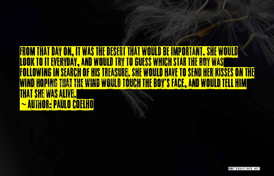 Treasure And Love Quotes By Paulo Coelho