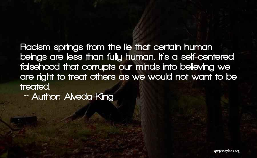 Treat U Right Quotes By Alveda King