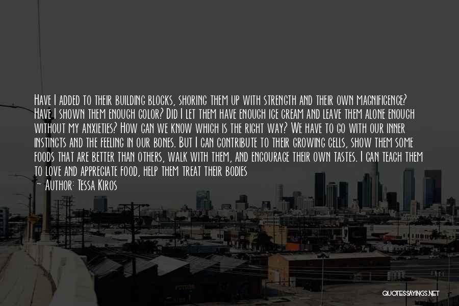 Treat U Right Quotes By Tessa Kiros