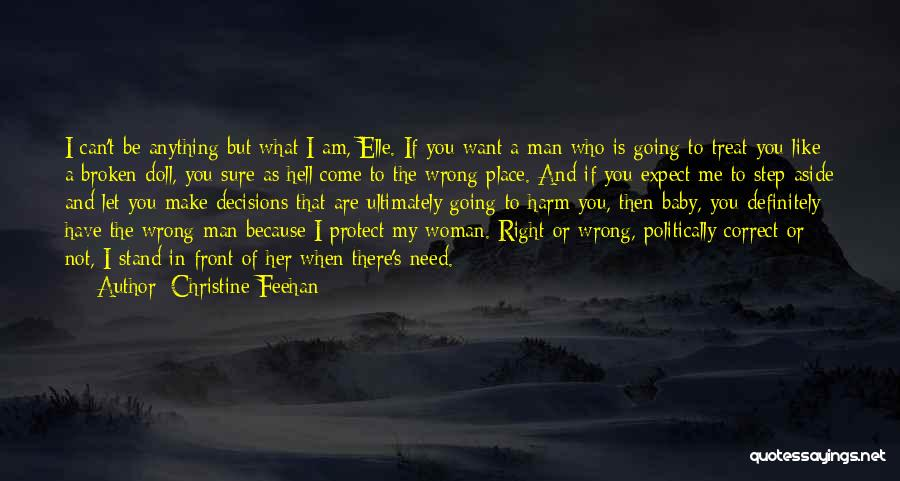 Treat You Right Quotes By Christine Feehan