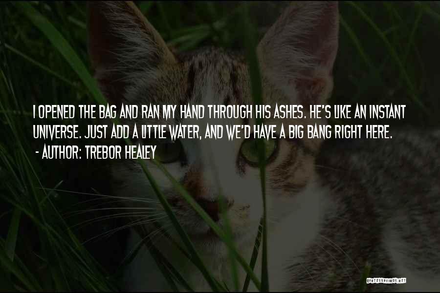 Trebor Healey Quotes 1769855