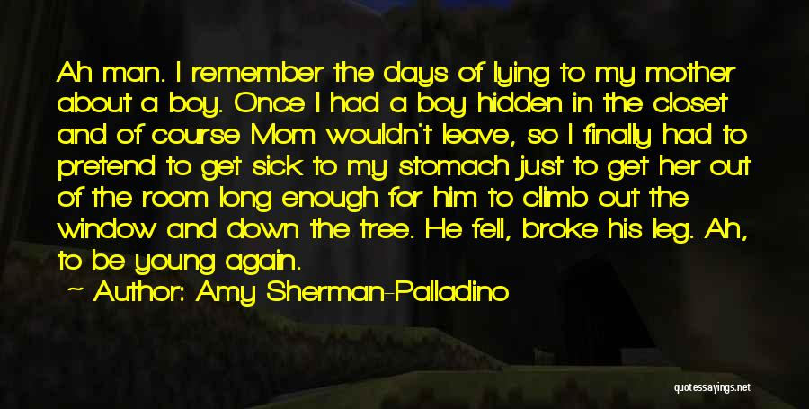 Tree And Quotes By Amy Sherman-Palladino