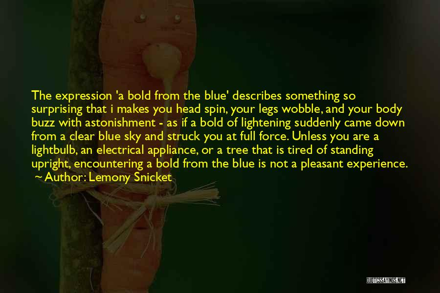 Tree And Quotes By Lemony Snicket