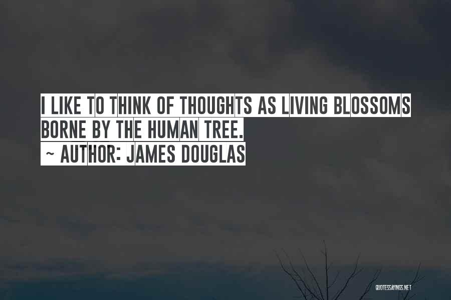 Tree Blossoms Quotes By James Douglas