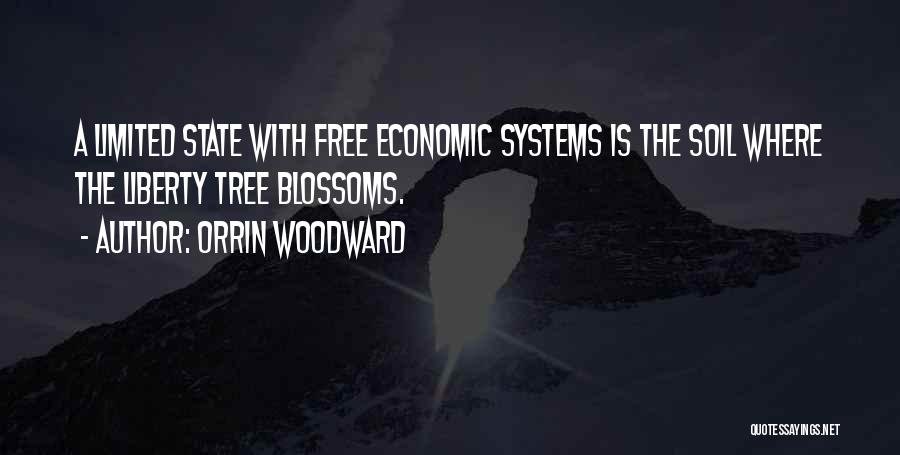 Tree Blossoms Quotes By Orrin Woodward