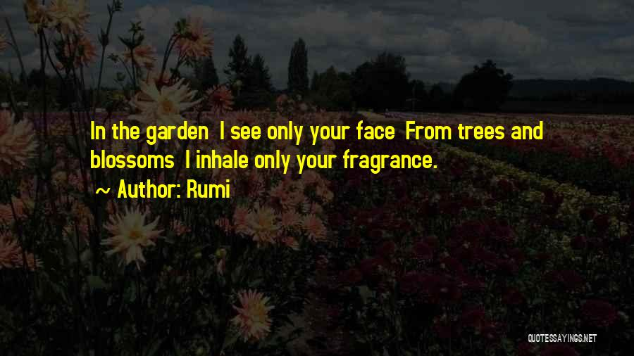 Tree Blossoms Quotes By Rumi