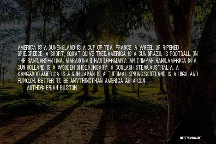 Tree Kangaroo Quotes By Brian Bilston