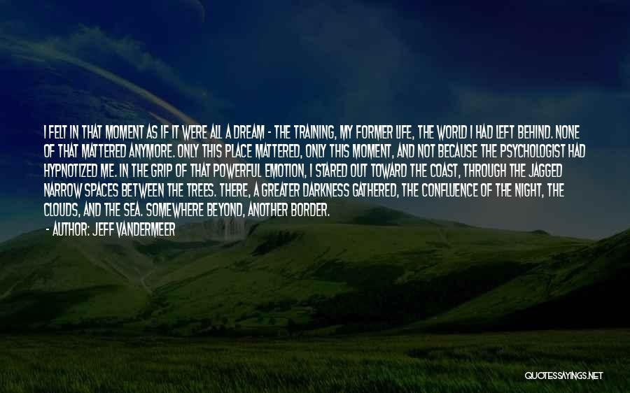 Trees And Clouds Quotes By Jeff VanderMeer