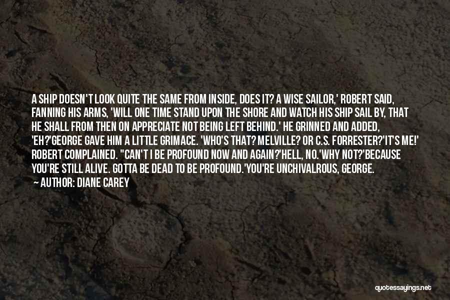 Trek Quotes By Diane Carey