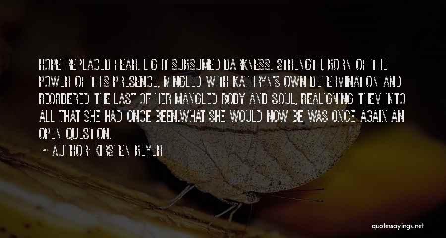 Trek Quotes By Kirsten Beyer