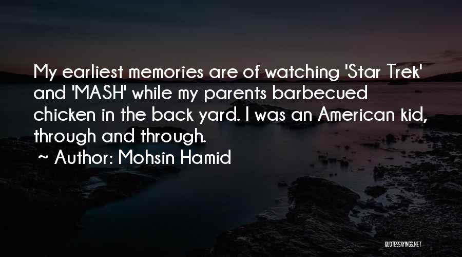 Trek Quotes By Mohsin Hamid
