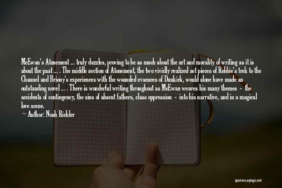 Trek Quotes By Noah Richler