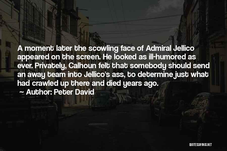 Trek Quotes By Peter David