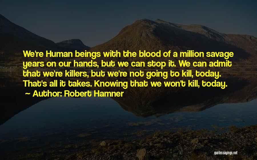 Trek Quotes By Robert Hamner