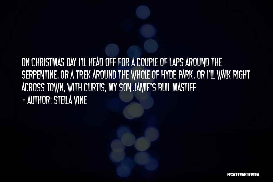 Trek Quotes By Stella Vine