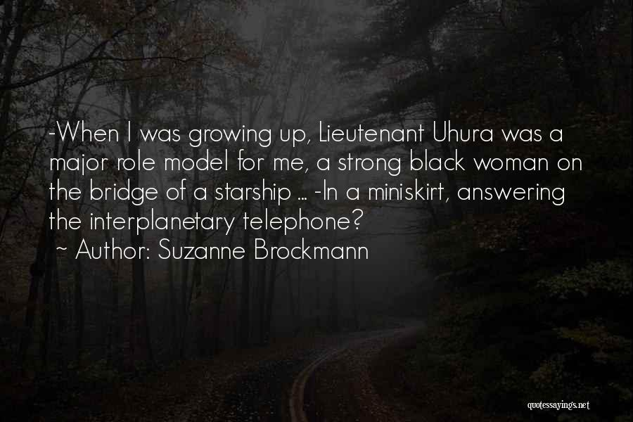 Trek Quotes By Suzanne Brockmann