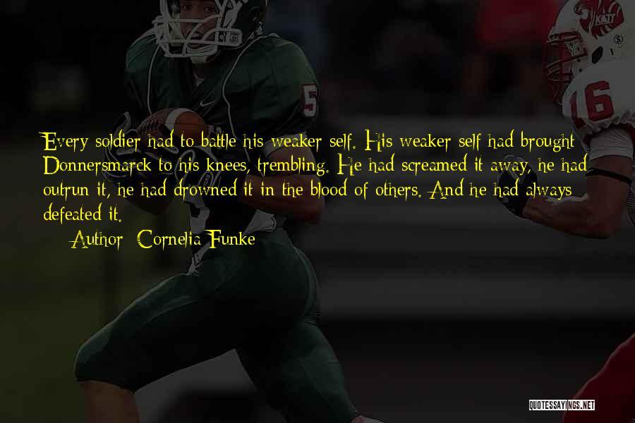 Trembling Quotes By Cornelia Funke