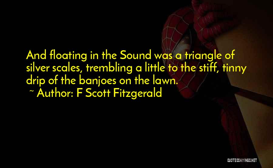 Trembling Quotes By F Scott Fitzgerald