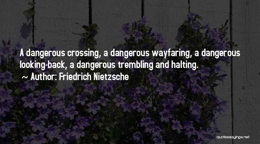 Trembling Quotes By Friedrich Nietzsche