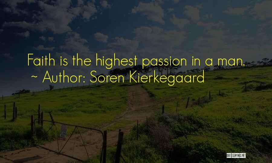 Trembling Quotes By Soren Kierkegaard